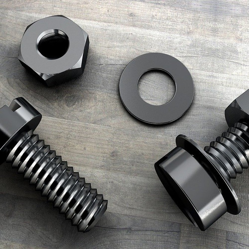 Metallösen für die unterschiedlichsten Bereiche